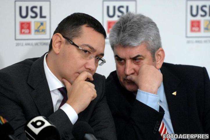 Gabriel Oprea, atac dur la Ponta