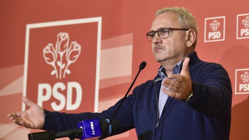 Liviu Dragnea, la Congresul PES: Un Guvern social-democrat poate micșora taxele, poate crește salariile și pensiile