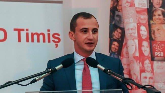 Alfred Simionis, noul lider al deputaților PSD