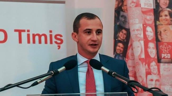 Cine este Alfred Simionis, noul lider al deputaților PSD. Social-democratul, finul fostului premier Grindeanu