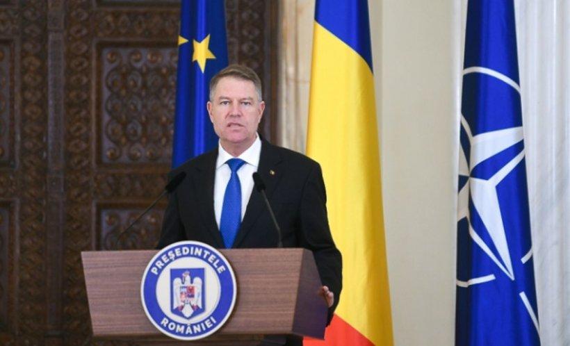 Klaus Iohannis: Independența Justiției nu este negociabilă