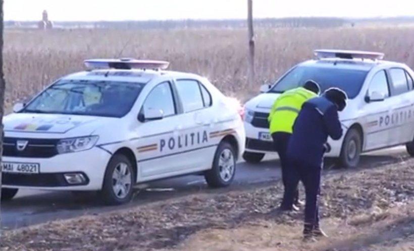 Trei persoane suspectate că ar fi implicate în asasinarea afaceristului din Vrancea au fost prinse