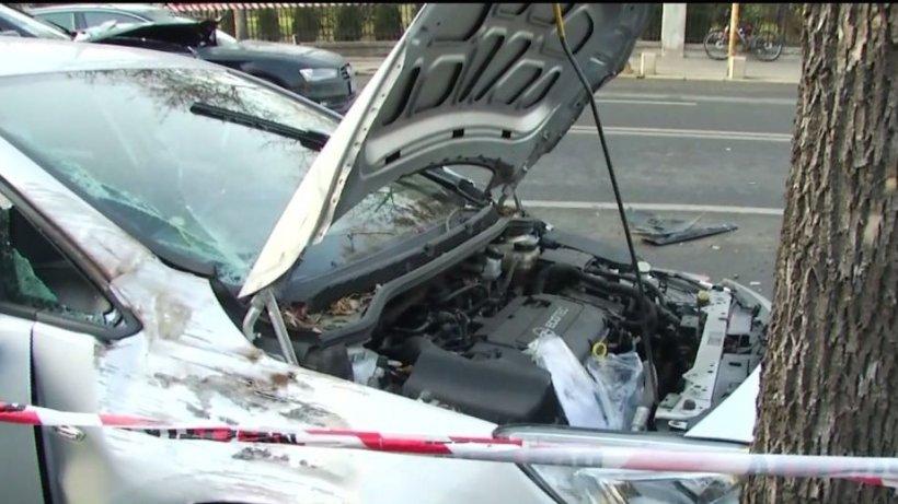 Accident dramatic în Arad. O persoană a murit și alte două au fost rănite