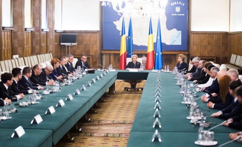 Întâlnire de urgență la Guvern, pe tema Ordonanței 114