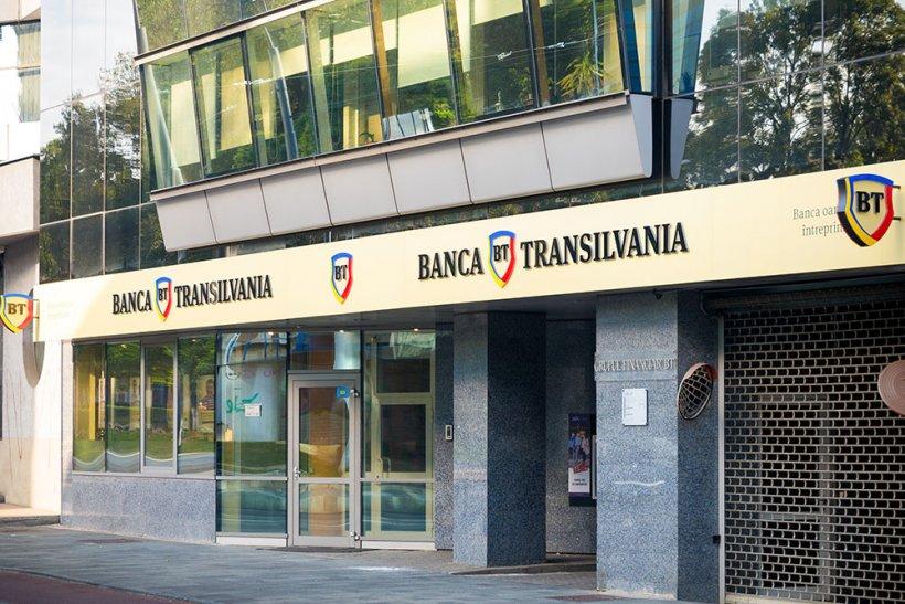 Ce profit a făcut Banca Transilvania în 2018