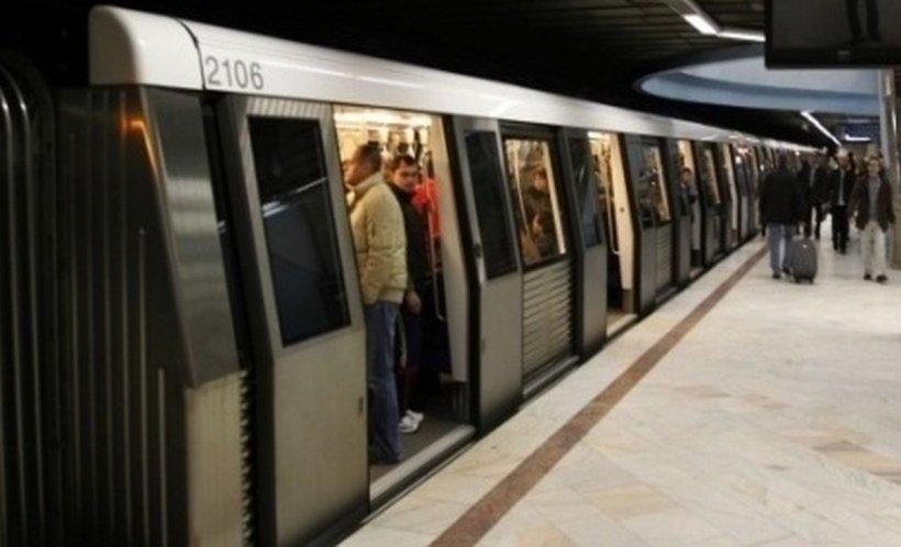 Probleme tehnice la metrou, pe magistralele 1 și 3