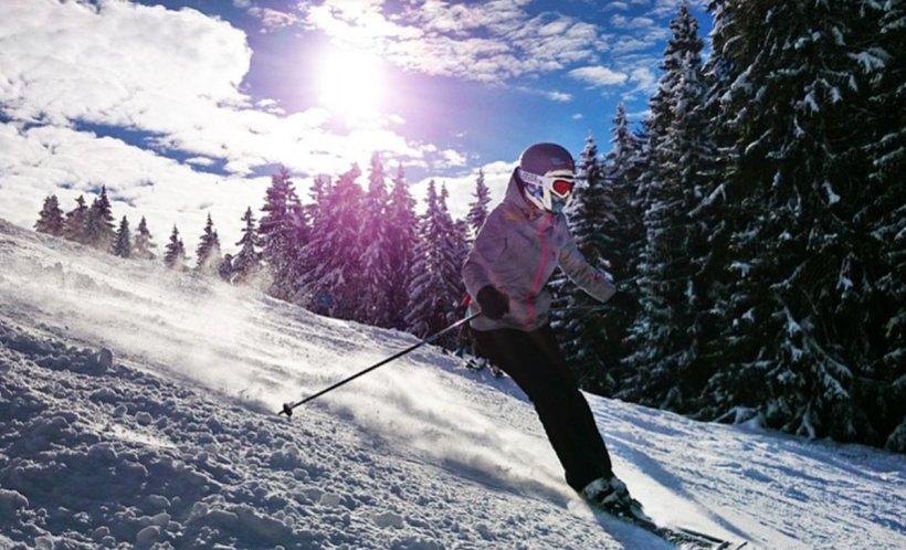 Românii au descoperit o staţiune de schi din Carpaţi cu pârtii ca-n Alpi - VIDEO