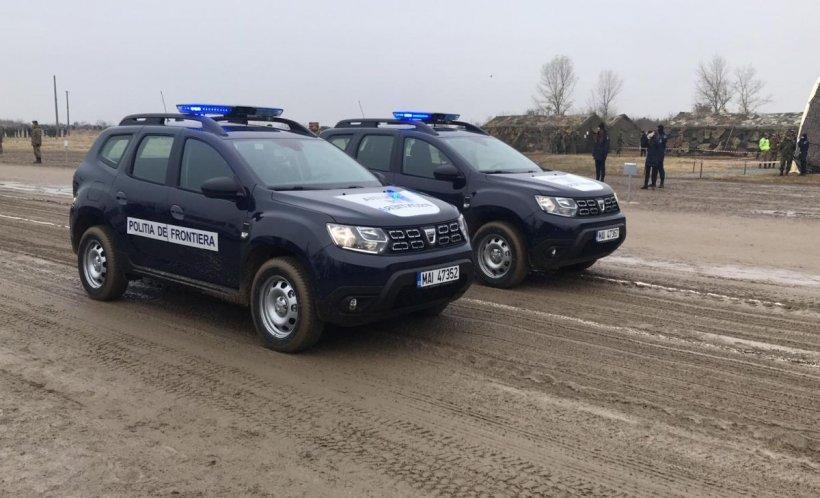 Situație alarmantă la frontierele României.Sute de arme descoperite la granițe