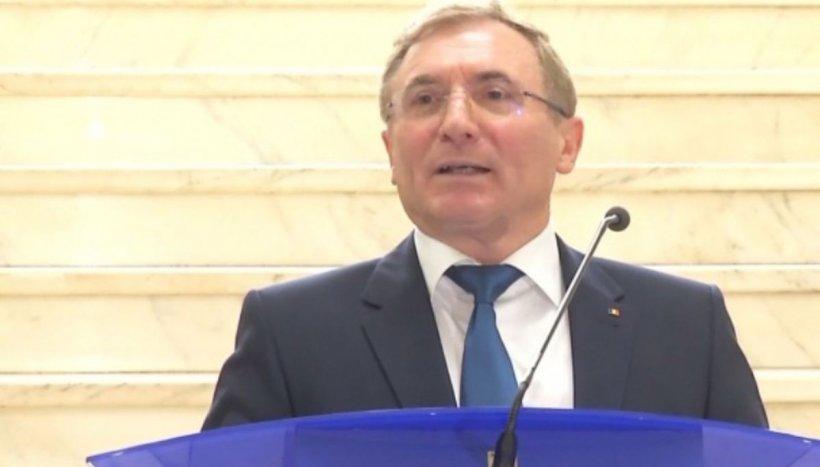 Augustin Lazăr, după ce s-a spus că a creat obstacole. Secției de investigare a magistraților: Respinge acuzațiile nefondate
