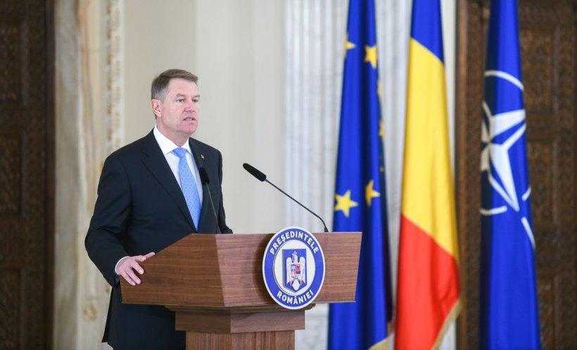 Klaus Iohannis, îngrijorat de situația din regiunea Mării Negre