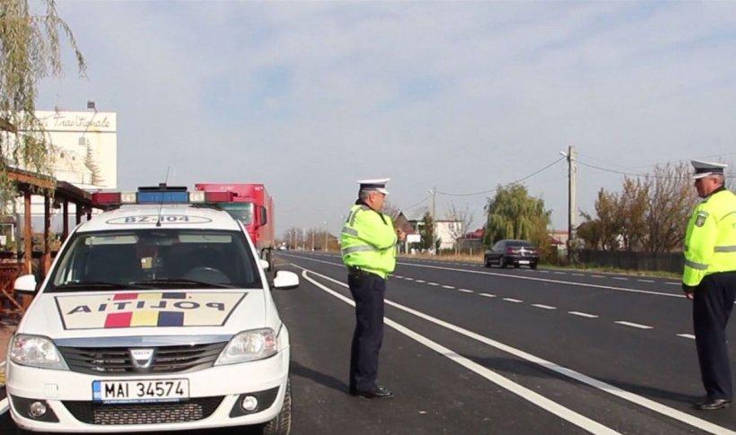 Polițist umilit în traficul din Capitală de șoferul unui bolid de lux