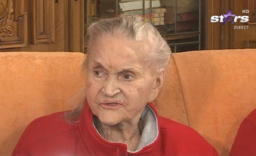 Zina Dumitrescu, în stare gravă!