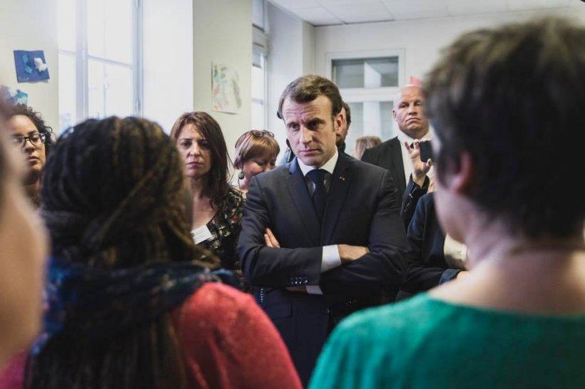 Emmanuel Macron, scrisoare în limba română despre viitorul Europei