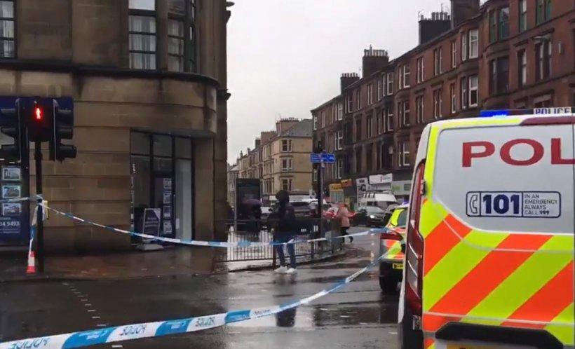 Alertă cu bombă la două universități din Marea Britanie!Mii de studenți au fost evacuați - VIDEO