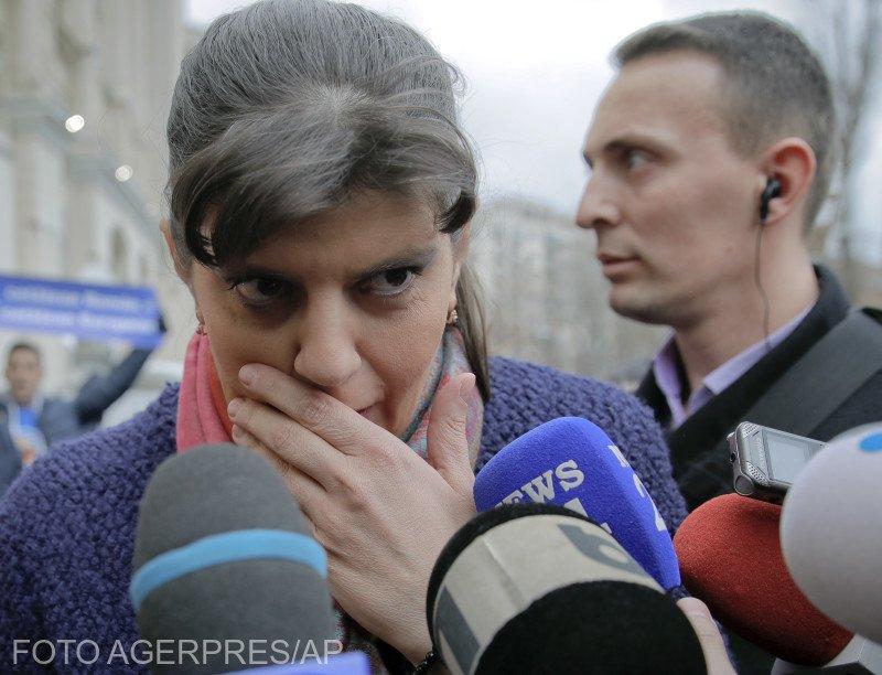 Laura Codruța Kovesi, pusă sub acuzare într-un nou dosar: Sunt hărțuită de doi ani. E o nouă etapă
