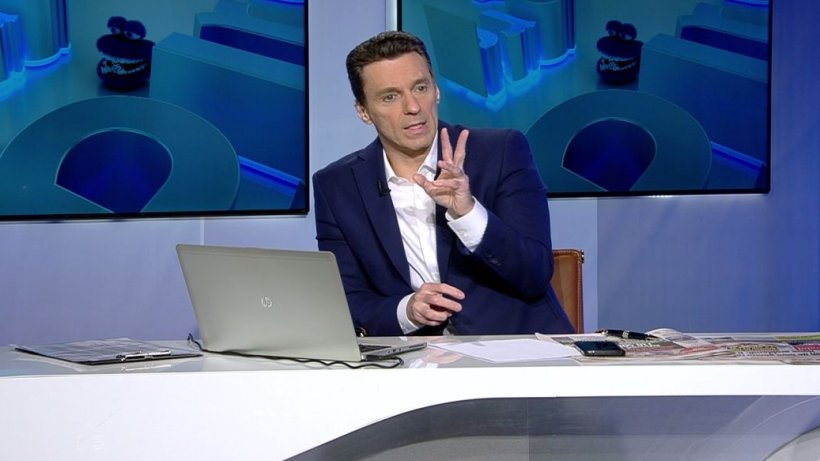 Mircea Badea, idee salvatoare pentru alianța USR-PLUS