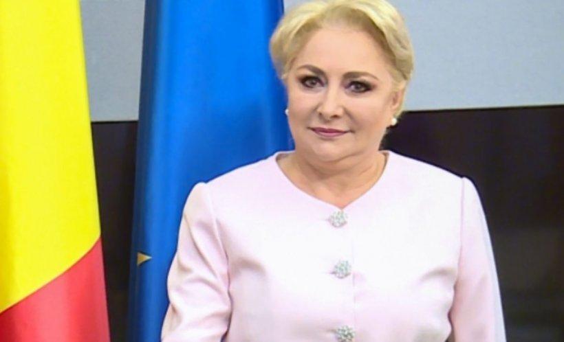 """Viorica Dăncilă: """"Cred cu tărie că femeile pot fi lideri înţelepţi şi carismatici"""""""