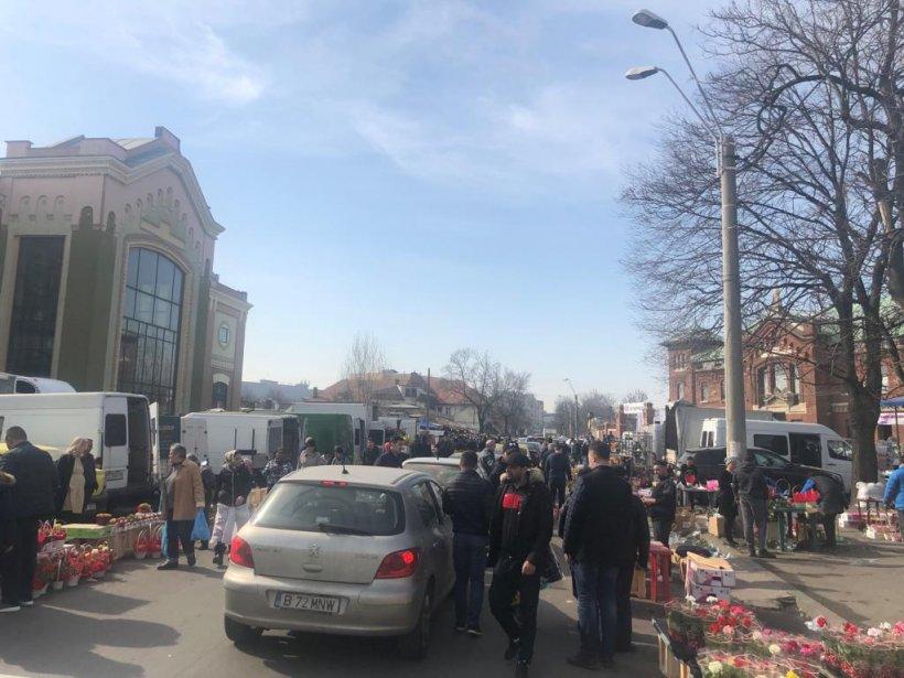 """Andrei s-a dus în această dimineață la Piața cu flori din Capitală. Când a ajuns la primul stand cu flori, a crezut că i se face rău: """"Ăsta e jaf la drumul mare!"""""""