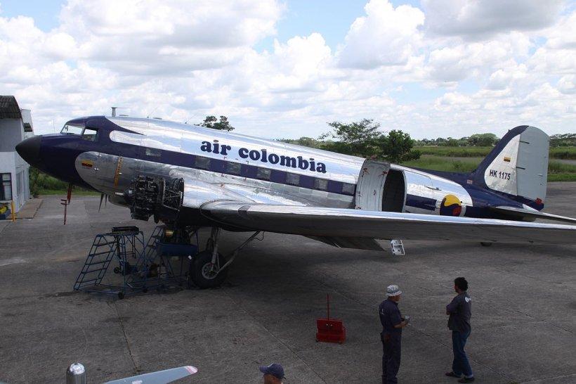 Un avion civil s-a prăbușit în Columbia. Cel puțin 12 persoane au murit