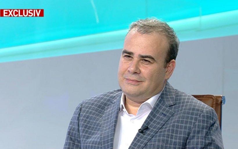 Darius Vâlcov: Îmi doresc din tot sufletul ca noul guvernator și noua echipă de la BNR să fie patrioți. Altfel, România nu va putea scoate capul din țărână