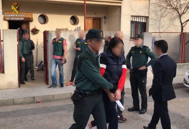 """Interlopii români îngrozesc Spania. Au folosit un explozibil utilizat de teroriștii islamici, """"Mama lui Satan"""""""