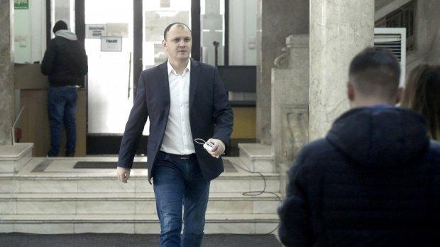 Sebastian Ghiță candidează la alegerile europarlamentare pentru Partidul România Unită