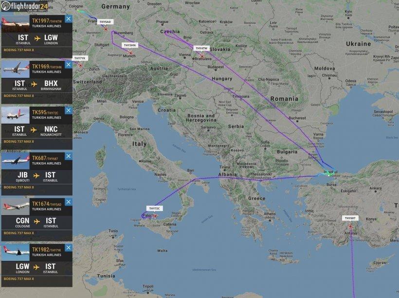 De ce au fost interzise zborurile Boeing 737 MAX în România și în restul Uniunii Europene