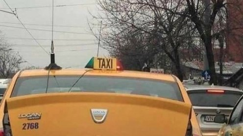Situație șocantă în Capitală. Un taximetrist a murit în timp ce se afla la volan