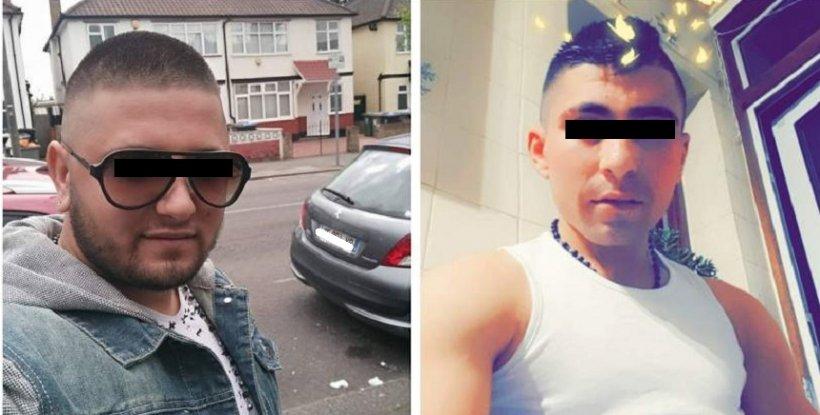 Ei sunt cei doi români care l-ar fi ucis pe Florin, la Londra. Tinerii au fost arestați