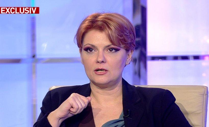 """Lia Olguța Vasilescu, denunţ penal împotriva procurorului care a anchetat-o! """"Am așteptat timp de trei ani până să fac această plângere"""""""
