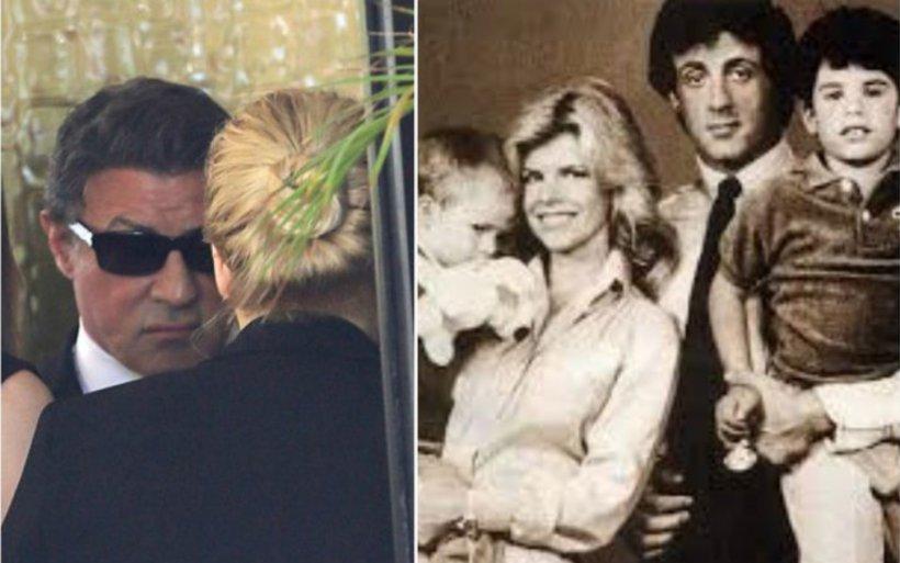 Drama pe care Sylvester Stallone o trăieşte de mai bine de 30 de ani. Actorul ascunde un munte de suferinţă