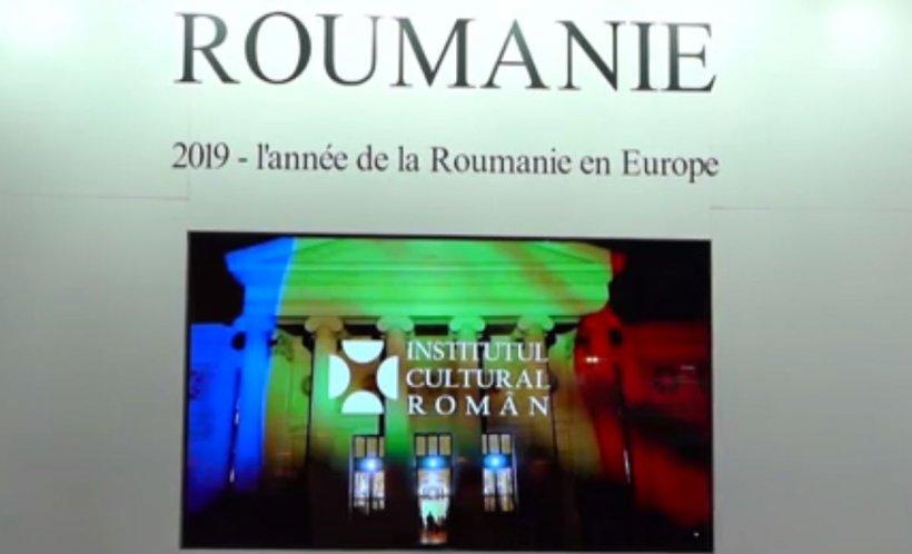 Cartea românească, de 11 ani la târgul Livre Paris