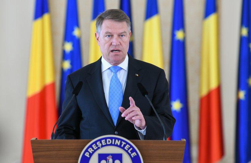 Klaus Iohannis a promulgat Legea Bugetului de stat 72