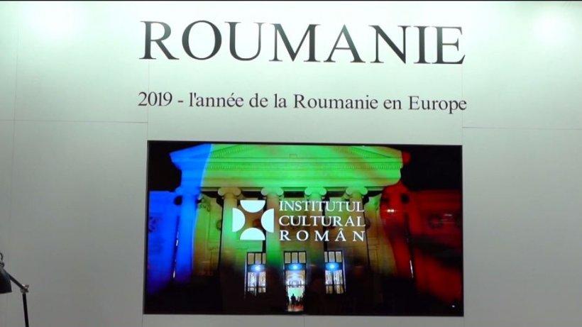 România participă de 11 ani consecutiv la târgul de carte de la Paris