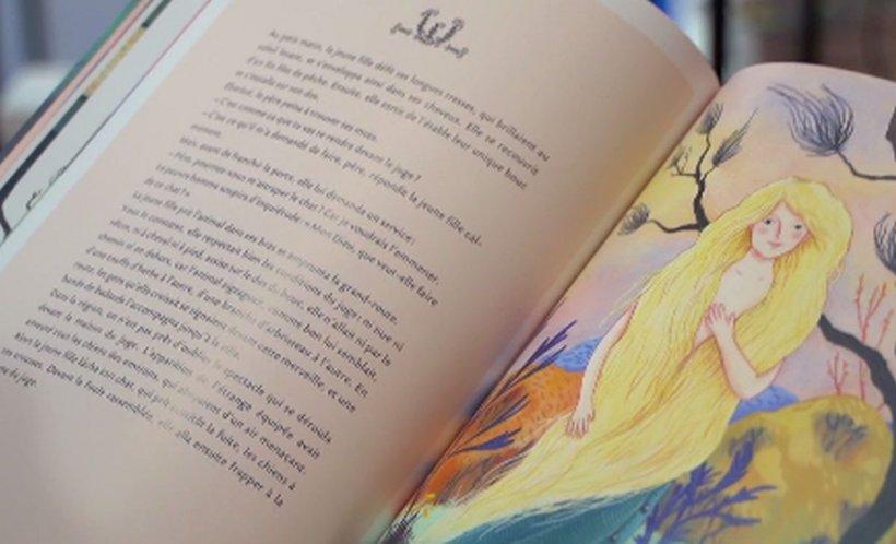 Basmele românești, la Salonul de carte din Paris