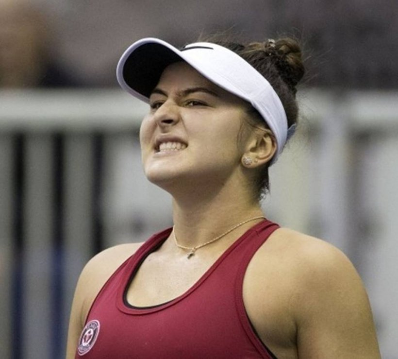 Bianca Andreescu, în finala carierei la Indian Wells VIDEO 172