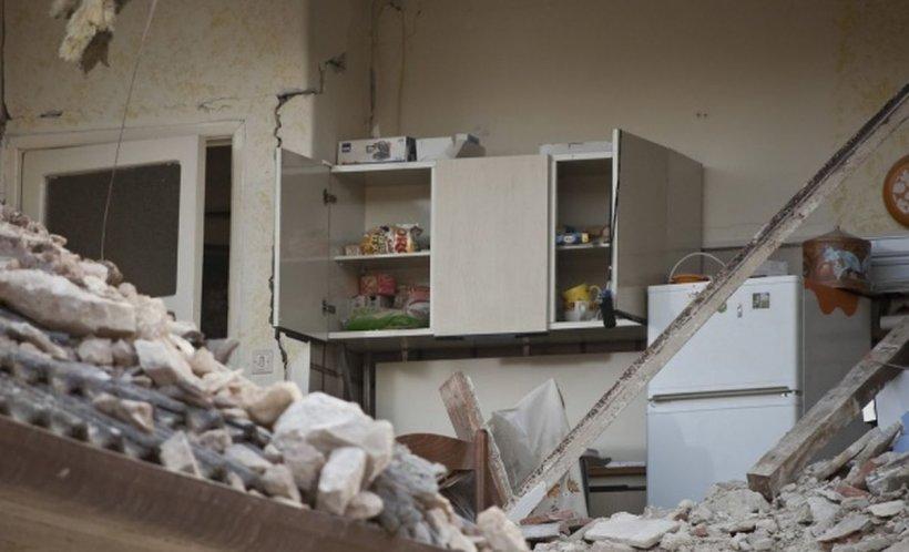 Două clădiri rezidenţiale s-au prăbușit în China. Sunt zeci de victime! Sute de oameni participă la operațiunile de salvare