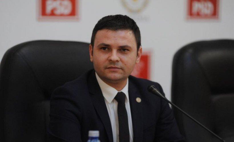 """Vicepremierul Daniel Suciu: """"PSD susține în continuare alegerea primarilor într-un singur tur"""" """