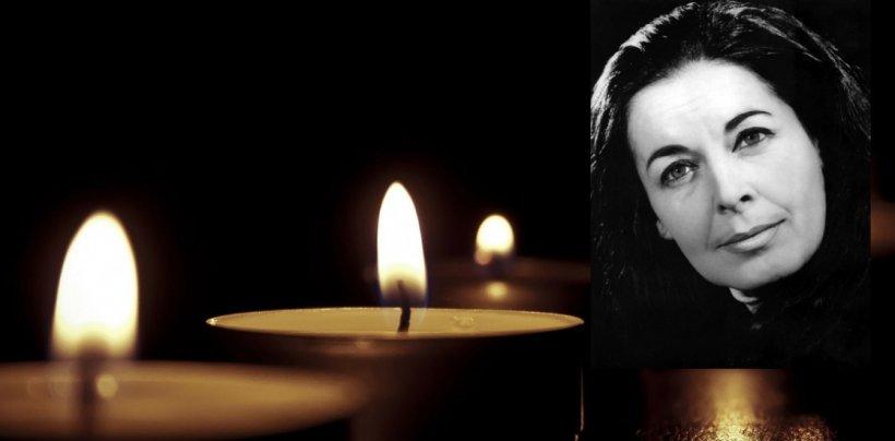 Marea actriță Silvia Ghelan a încetat din viață. Doamna Teatrului Național din Cluj avea 94 de ani