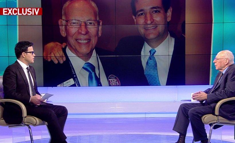 """Rafael Cruz, tatăl senatorului american Ted Cruz, invitat la """"Sinteza zilei"""""""