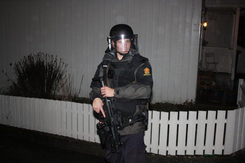 Atac într-o școală din Norvegia. Mai multe persoane au fost rănite