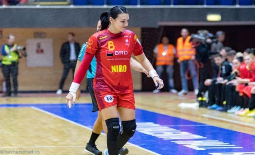 Cristina Neagu, reacție după ce a fost declarată pentru a patra oară cea mai bună jucătoare a lumii