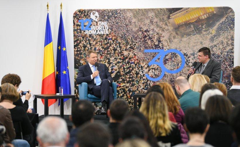Klaus Iohannis: Sunt aproape hotărât să convoc un referendum pe 26 mai 72