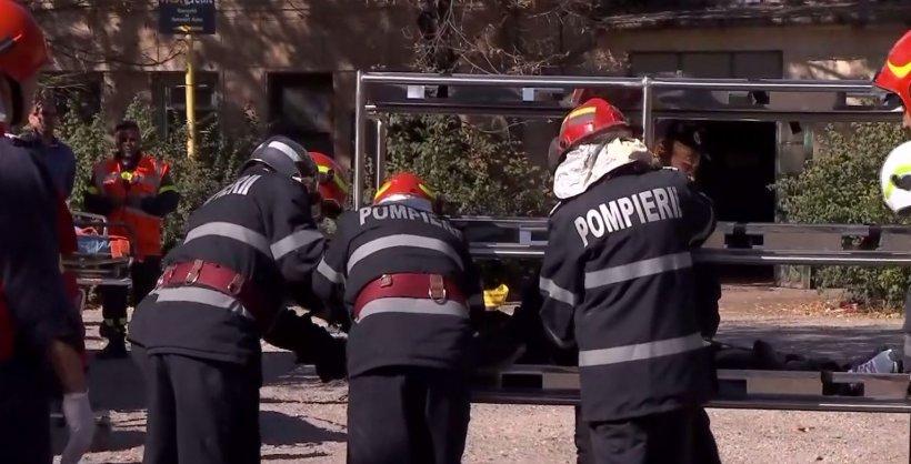 Alertă în zona de nord a Capitalei. Două bombe au fost identificate în Băneasa. Autoritățile au intervenit de urgență
