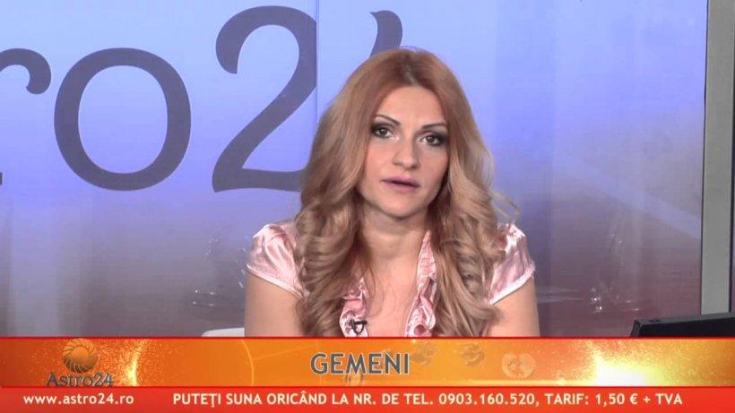 HOROSCOP, cu Maria Sârbu. Berbecii poartă rana vinovăției, Gemeni vor simți o energie nouă
