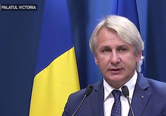 """Eugen Teodorovici: """"Raportul de țară pentru România oferă o viziune pesimistă"""""""