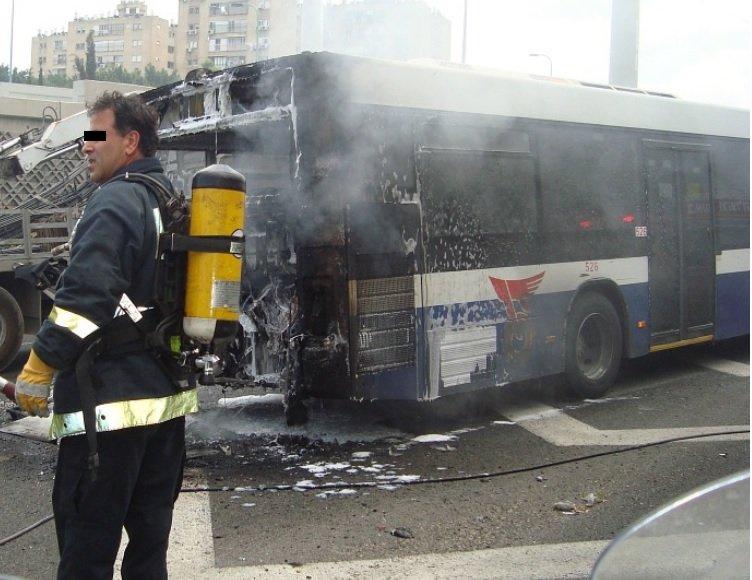 Accident teribil în China: 26 de morţi în incendiul unui autocar