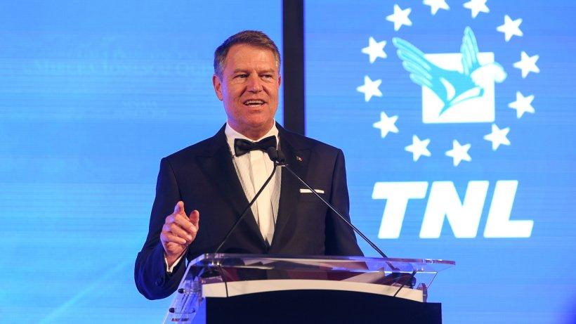 Klaus Iohannis, în campanie alături de PNL: Vreau un referendum bine organizat, bine gândit