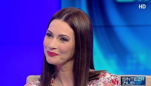 Andreea Berecleanu: Mă bucur că sunt pe lumea asta