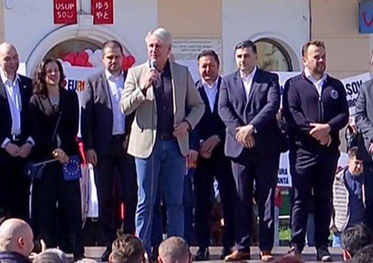 Teodorovici: #Insist să schimbăm România